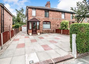 Thumbnail 3 bed semi-detached house for sale in Hulme Road, Sale, Trafford, Greater Manchester