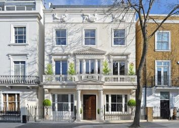 Thumbnail 7 bed town house for sale in Pembridge Villas, London