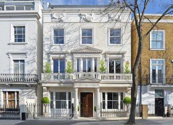 Thumbnail 7 bedroom town house for sale in Pembridge Villas, London