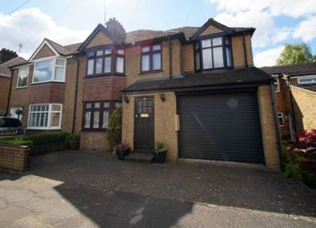 Thumbnail 3 bed semi-detached house for sale in Kingsland Road, Boxmoor, Hemel Hempstead