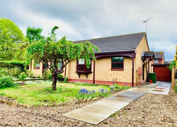 Thumbnail 2 bed semi-detached bungalow to rent in St. Catherines Court, Lincoln