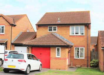 Thumbnail 3 bed detached house to rent in Holly Close, North Petherton, Bridgwater