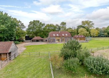 Thumbnail 5 bed detached house for sale in Horsham Road, Beare Green, Surrey