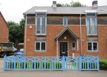 Thumbnail 3 bedroom semi-detached house for sale in Pavilion Way, Dereham