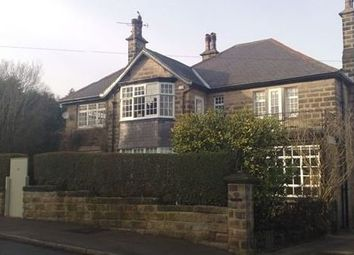 Thumbnail 4 bed detached house to rent in Wheatlands Road East, Harrogate