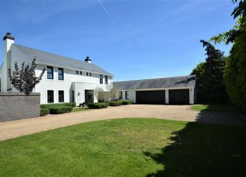 Thumbnail 5 bed detached house for sale in The Green, Steventon, Abingdon