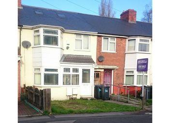 Thumbnail 4 bedroom terraced house for sale in Nansen Road, Birmingham