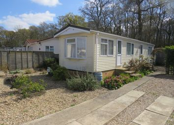 Thumbnail 2 bedroom mobile/park home for sale in Turino Avenue, Martlesham Heath, Ipswich