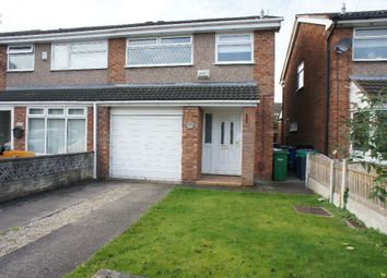 Thumbnail 3 bed semi-detached house for sale in Fordington Road, Great Sankey, Warrington