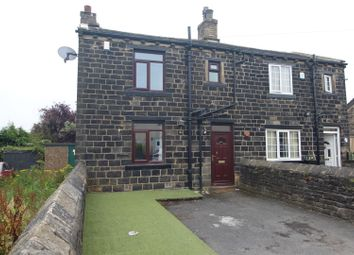 Thumbnail 2 bed semi-detached house to rent in Slackbottom Road, Wibsey, Bradford
