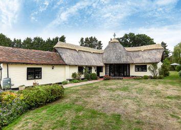 Thumbnail 4 bed cottage for sale in Woodside, Windsor, Berkshire