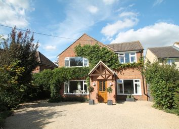 Thumbnail 4 bed detached house for sale in Faringdon Road, Southmoor, Abingdon