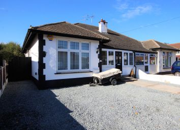 Thumbnail 2 bed bungalow for sale in Grange Close, Leigh-On-Sea
