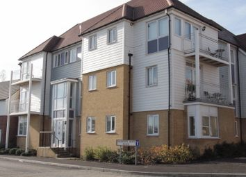 Thumbnail 2 bed flat to rent in Frederick Benn Place, Repton Park, Ashford, Kent