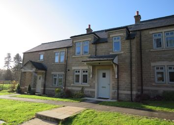 Thumbnail 2 bed town house to rent in St Elphins Park, Darley Dale, Matlock