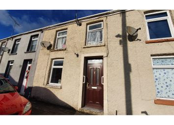 2 bed terraced house for sale in Gwendoline Terrace, Maesteg CF34