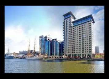 Thumbnail 2 bed duplex to rent in Discover Dock East, 3 South Quay Square, Canary Wharf, Docklands, London