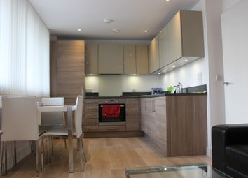 Thumbnail 1 bed flat to rent in Central Square, Wembley, Wembley