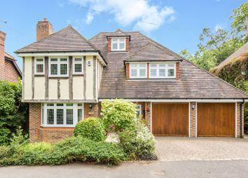 Thumbnail 5 bed detached house for sale in Solefields Road, Sevenoaks