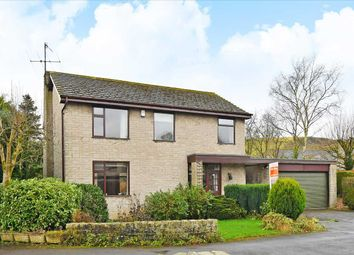 Thumbnail 4 bed detached house for sale in Brookfields, Calver, Hope Valley