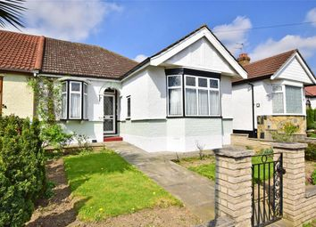 Thumbnail 3 bedroom semi-detached bungalow for sale in Mossford Lane, Clayhall, Ilford, Essex