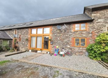 Thumbnail 3 bed barn conversion for sale in Wernddu Farm, Ross Road, Abergavenny