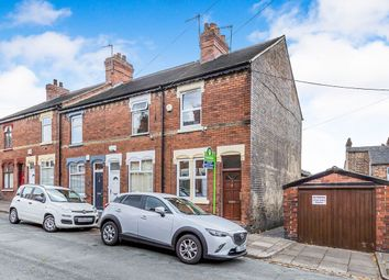 Thumbnail 2 bed terraced house for sale in Tirley Street, Fenton, Stoke-On-Trent
