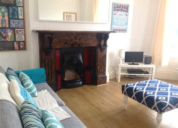 Thumbnail 4 bed terraced house to rent in Cressy Road, Roath, Cardiff