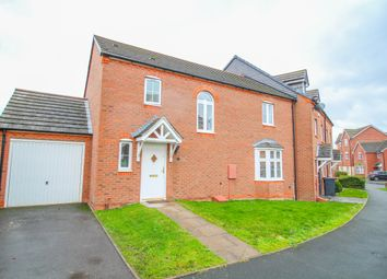 Thumbnail 3 bed end terrace house for sale in Claypitts Boulevard, Chase Meadow Square, Warwick