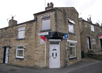 Thumbnail 1 bed flat to rent in Apperley Road, Idle, West Yorkshire