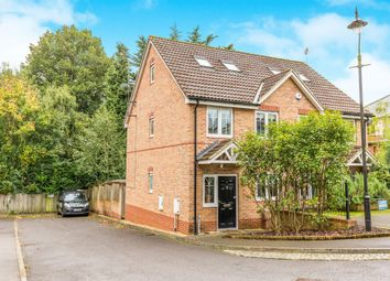 Thumbnail 3 bed semi-detached house for sale in Midhurst Court, Chandlers Ford, Eastleigh