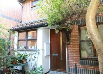 Thumbnail 1 bed end terrace house for sale in Grovelands Close, London