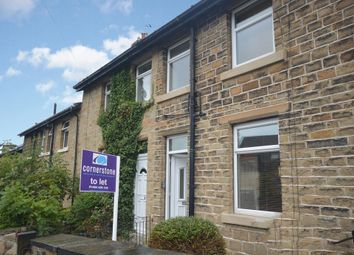 Thumbnail 2 bed terraced house to rent in Fleminghouse Lane, Huddersfield