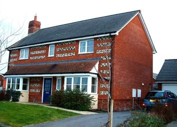 Thumbnail 4 bed detached house to rent in Bonnewe Rise, Amesbury, Salisbury