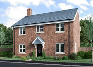 "Thumbnail 4 bedroom detached house for sale in ""Ridgeway"" at Hollybush Lane, Burghfield Common, Reading"