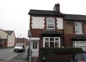 Thumbnail 2 bedroom property to rent in Jackfield Street, Burslem, Stoke-On-Trent