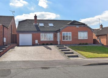 Thumbnail 4 bed detached bungalow for sale in Monckton Drive, Southwell