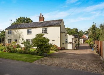 Thumbnail 4 bed detached house for sale in Westfield, Dereham, Norfolk