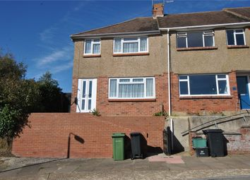 Thumbnail 3 bed end terrace house for sale in Claremont Road, Bexhill-On-Sea, East Sussex