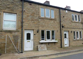 Thumbnail 2 bed terraced house to rent in Charles Street, Gomersal, Cleckheaton, West Yorkshire