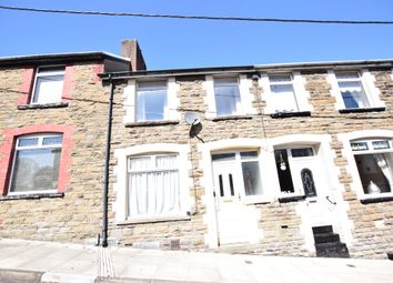 Thumbnail 3 bed terraced house for sale in Alfred Street, Gilfach, Bargoed