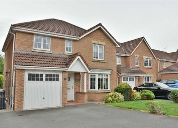Thumbnail 4 bed detached house for sale in Wateredge Close, Leigh