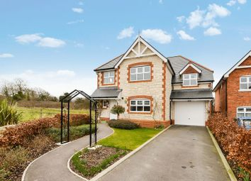 Thumbnail 4 bed detached house for sale in Lorton Gardens, Weymouth