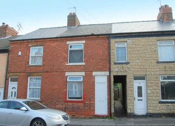 Thumbnail 2 bed terraced house for sale in West Hill, Skegby, Nottinghamshire