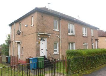 Thumbnail 2 bed flat for sale in Dykemuir Street, Springburn, Glasgow