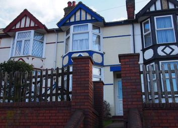 Thumbnail 4 bedroom terraced house to rent in Hughenden Road, High Wycombe