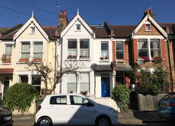 Thumbnail 3 bed flat for sale in Honeybrook Road, London