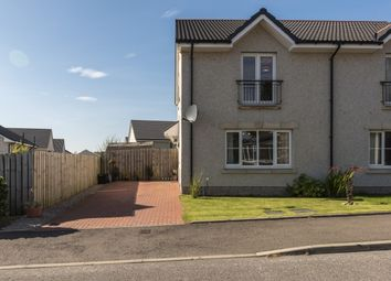 Thumbnail 3 bed semi-detached house for sale in Schoolhill Road, Portlethen, Aberdeen, Aberdeenshire