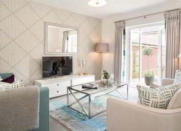 """Thumbnail 3 bedroom mews house for sale in """"Bradfield"""" at Winterbrook, Wallingford"""