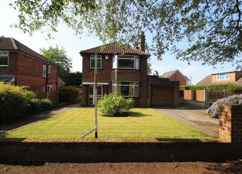 Thumbnail 3 bed detached house for sale in Grange Road, Winton, Manchester